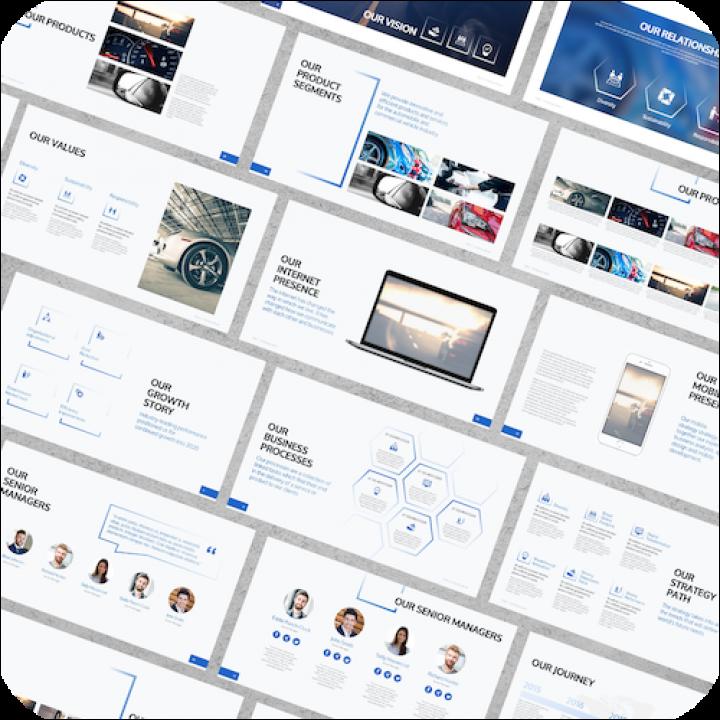 PowerPoint - Company