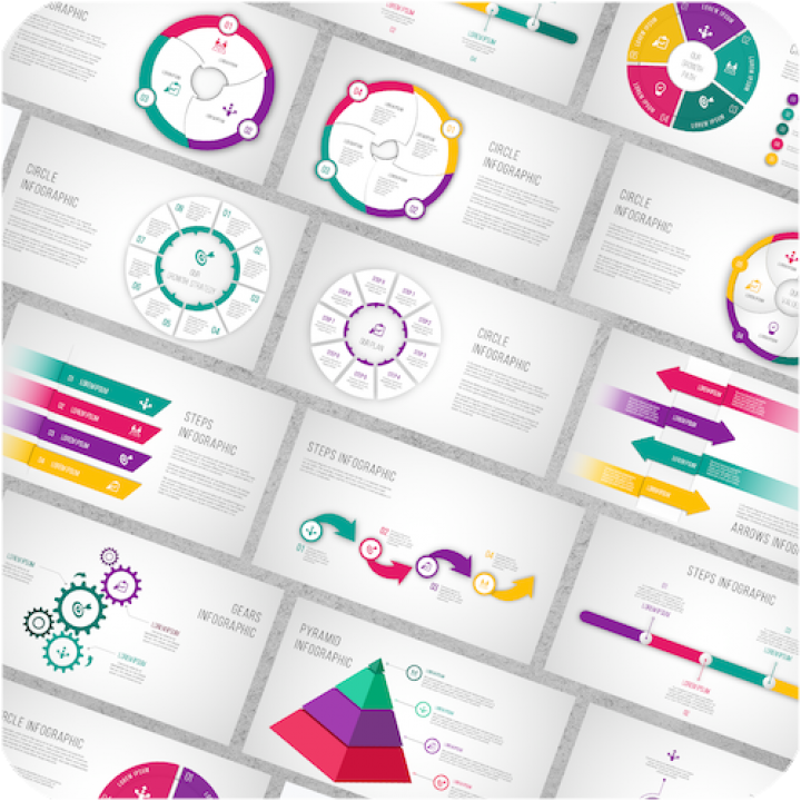 PowerPoint - Infographics