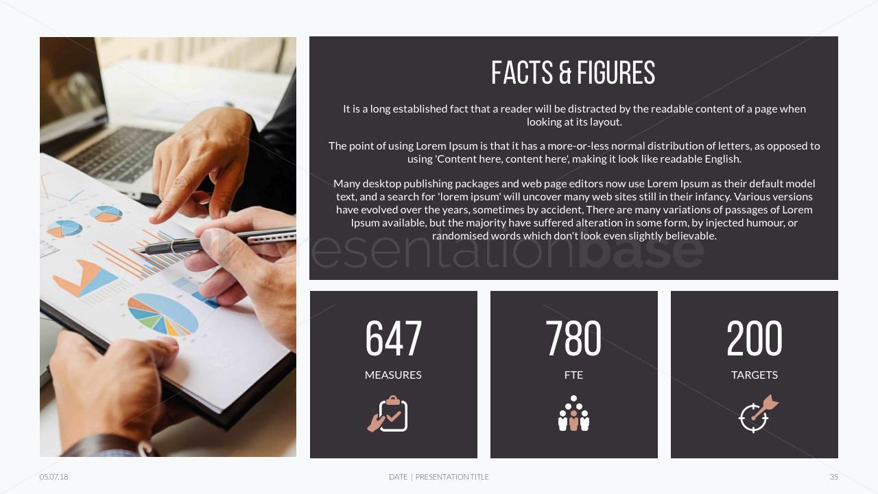 Keynote - Facts & Figures